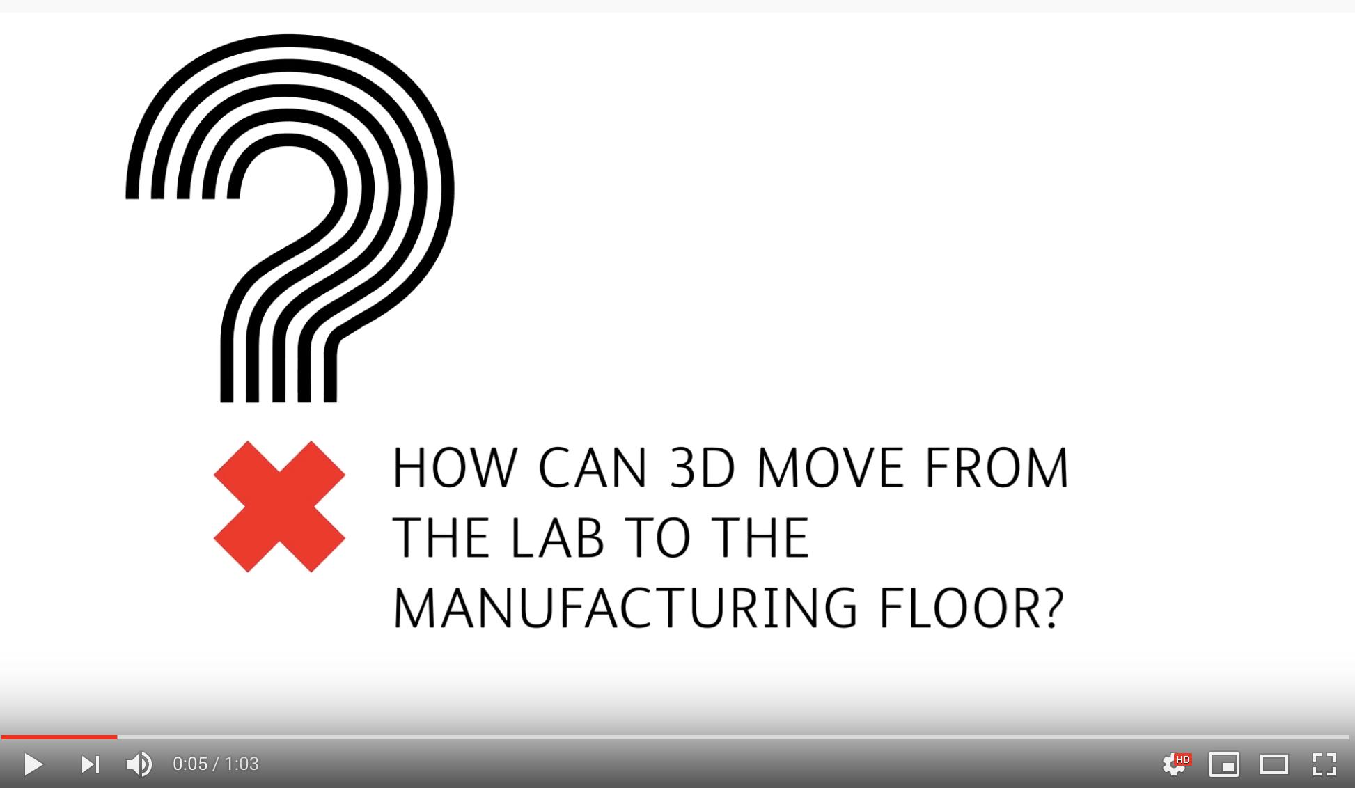 3D Printing by Xerox