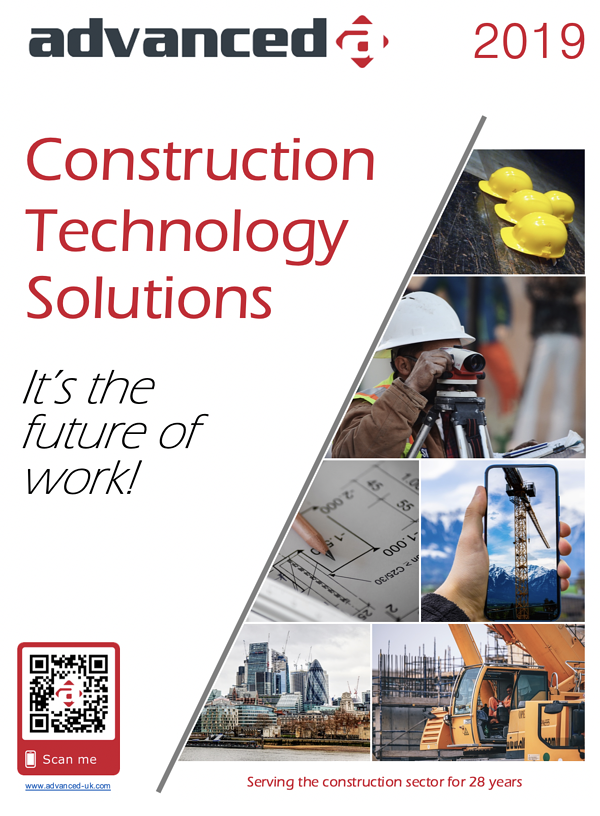 Construction Industry Solutions Brochure Cover
