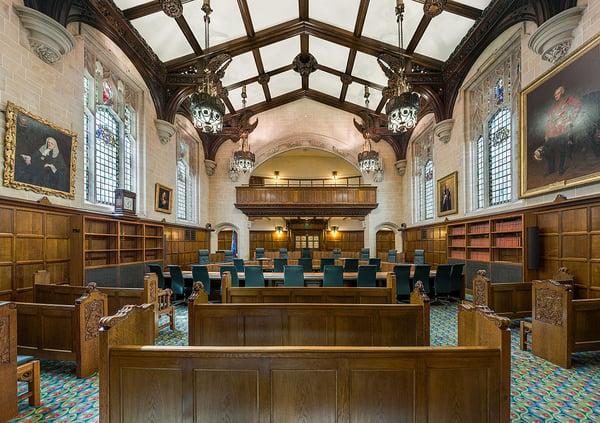 Supreme Court United Kingdom Court 1 Interior MEDIUM RESOLUTION