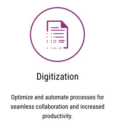 Xerox Intelligent Workplace Services - Digitisation