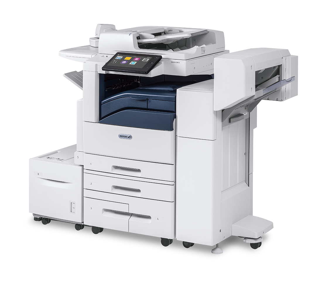 Xerox VersaLink AltaLink MFP - changing your print habits is positive for the environment